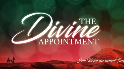web The divine appointment